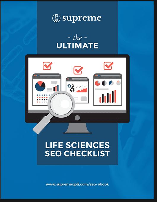 Life Science SEO Guide for Website Design