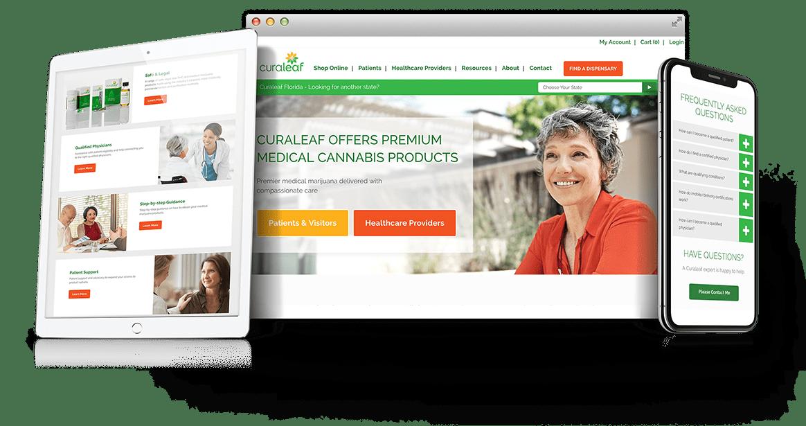 Curaleaf Digital Marketing Case Study