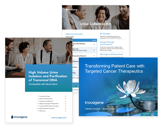 Trovagene Branding and Logo Design